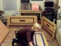 Hannah painting box
