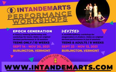 Fall 2021 Workshop Series